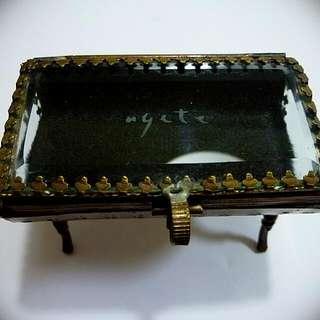 agete 復古飾品盒(夢幻逸品)