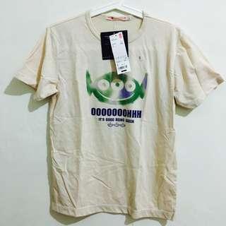 【全新】UNIQLO 三眼怪 T恤