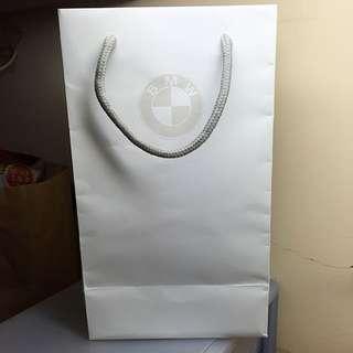 BMW紙袋/免運