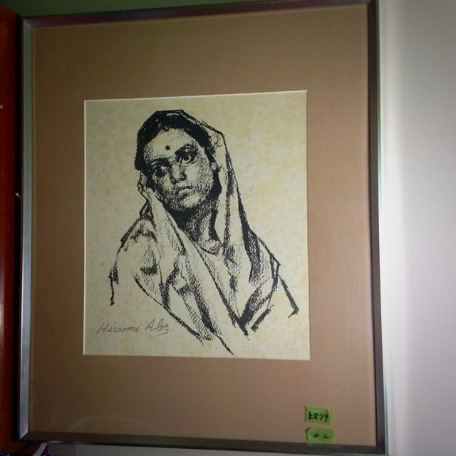 印度人物畫