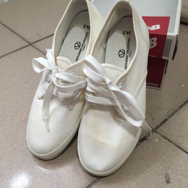 (保留)小白鞋👟(含運)