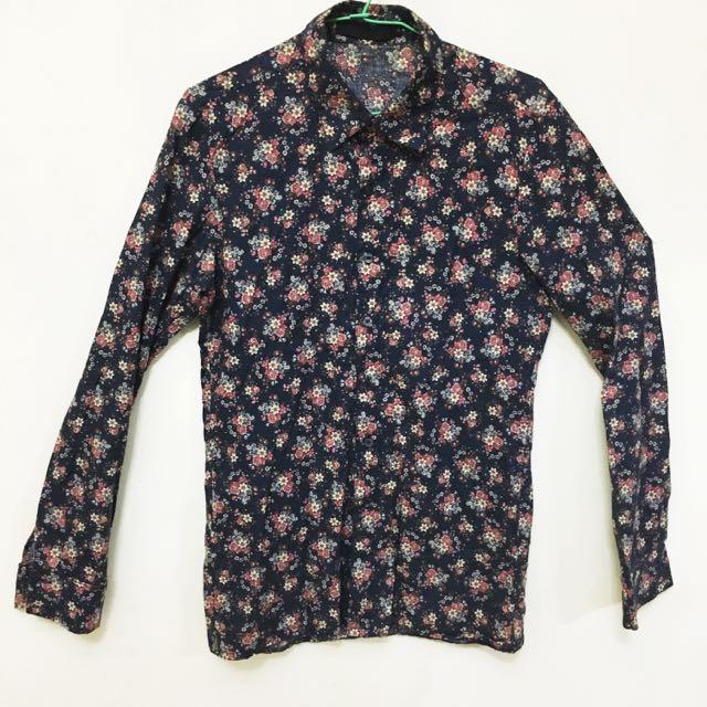 時尚華麗浮誇花襯衫是也💐