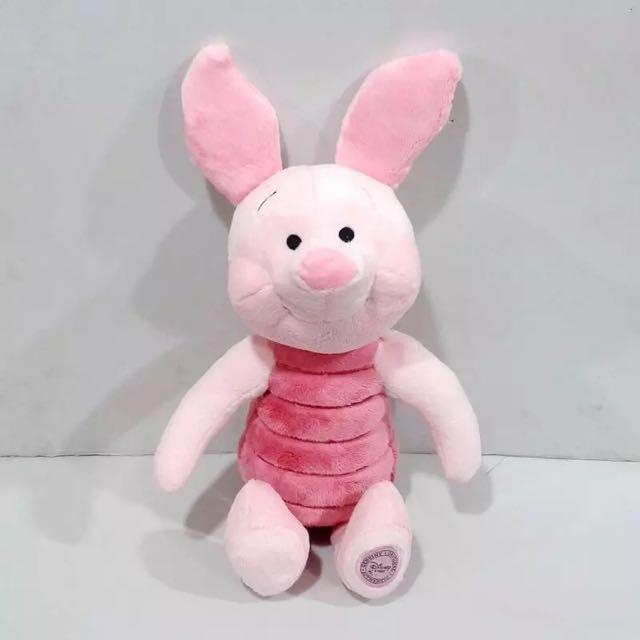 小熊維尼 小豬娃娃