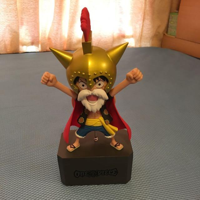 海賊王 魯夫(魯西)公仔