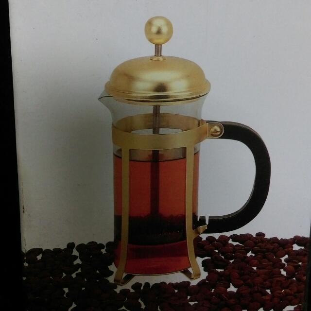 全新未拆 茶與咖啡的濾壺