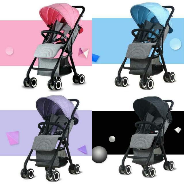 YOYA第四代嬰兒推車(現貨)高景觀推車 2016年款