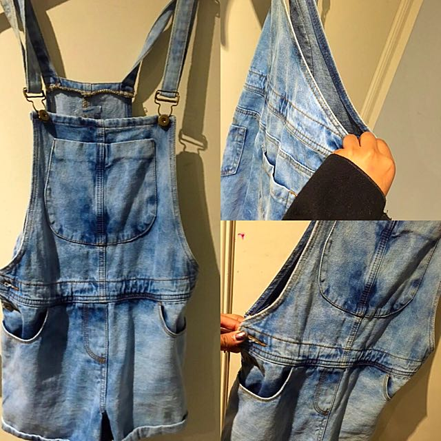 As New Cute Overalls