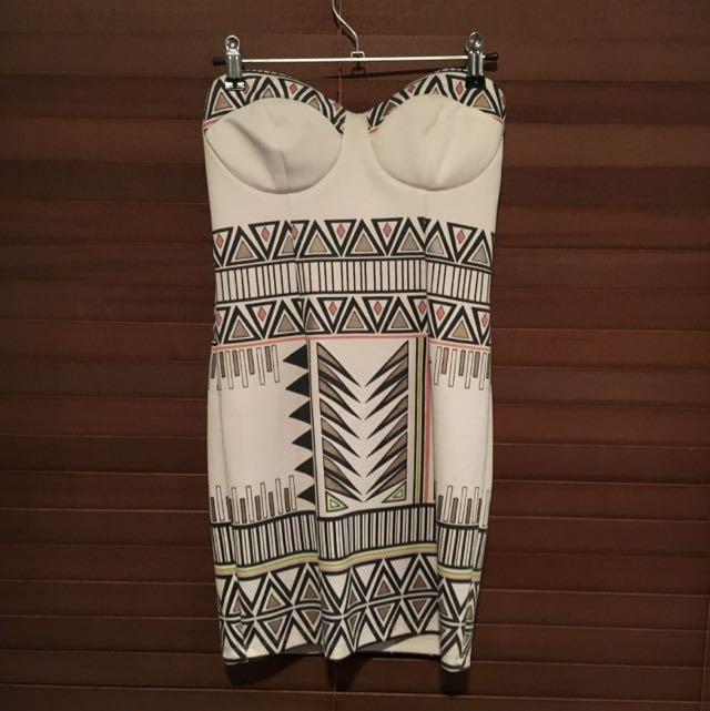 Bodycon Valleygirl Dress
