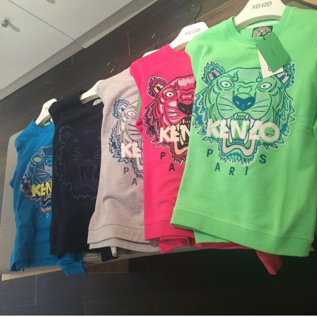Brand New Kenzo Sweatshirt