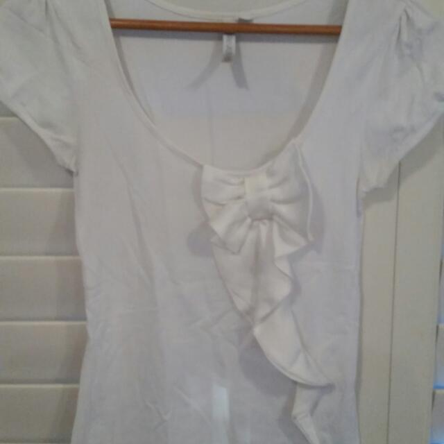 Cream Forever New Top