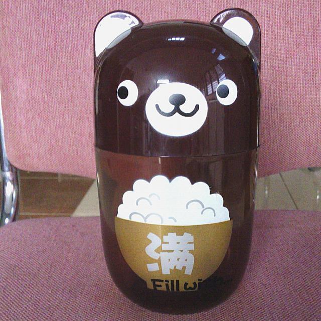Cute Bear Storage Candy Jar