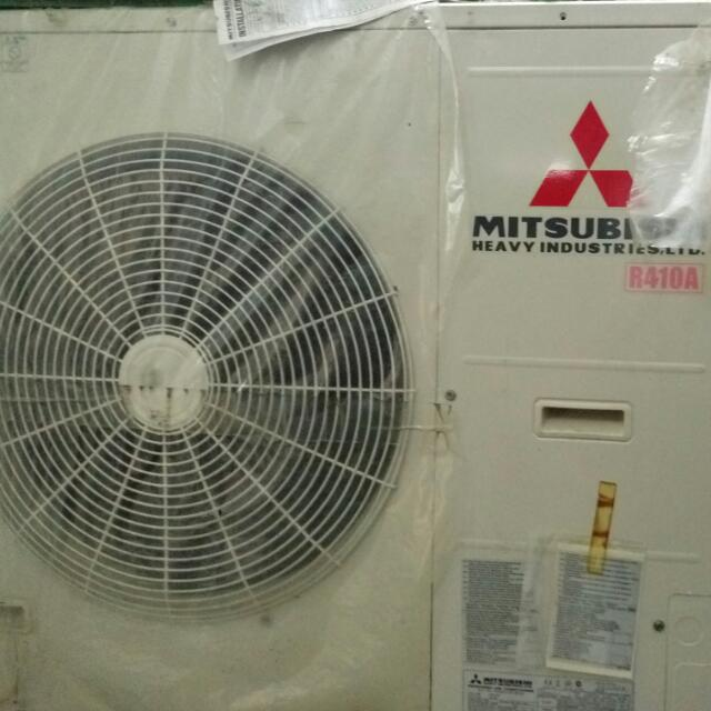 三菱DC變頻冷暖室外機