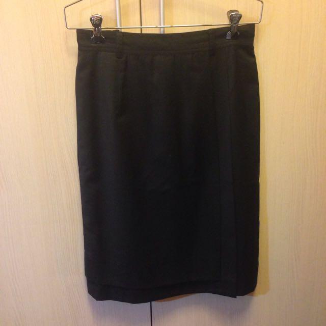 大降價💥Diana素黑窄裙/一片裙(含運)