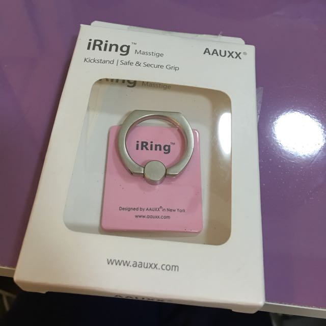 iPhone I-ring