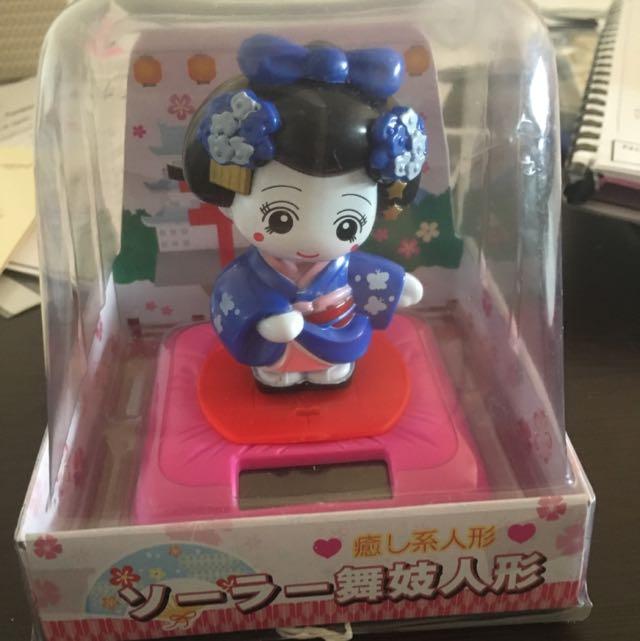 Japanese Bobble Head
