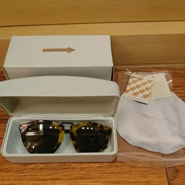 Karen Walker Harvest 墨鏡