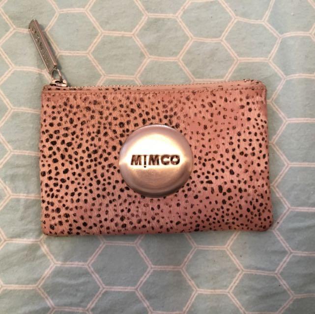 Mimco Card Clutch