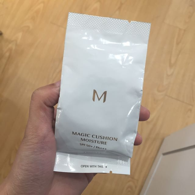 missha 韓國氣墊粉餅 保濕款