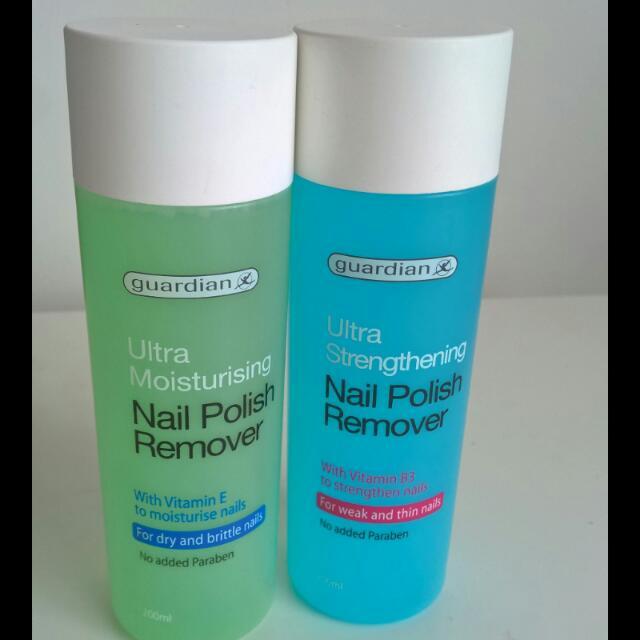 Nail Polish Remover Health Beauty On Carousell