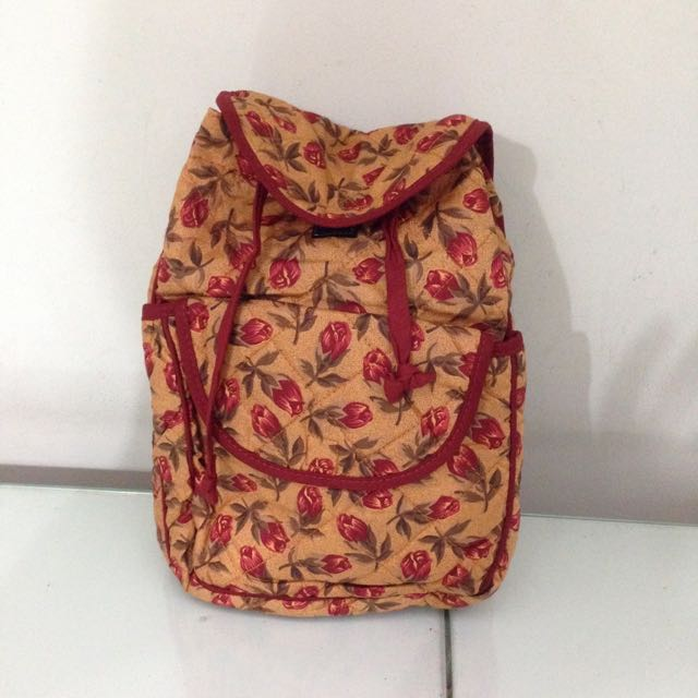 Naraya Flower Backpack