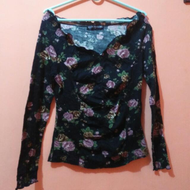 Preloved Flower Shirt