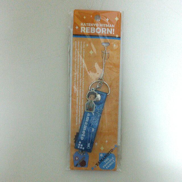 全新家庭教師Reborn 手機吊飾