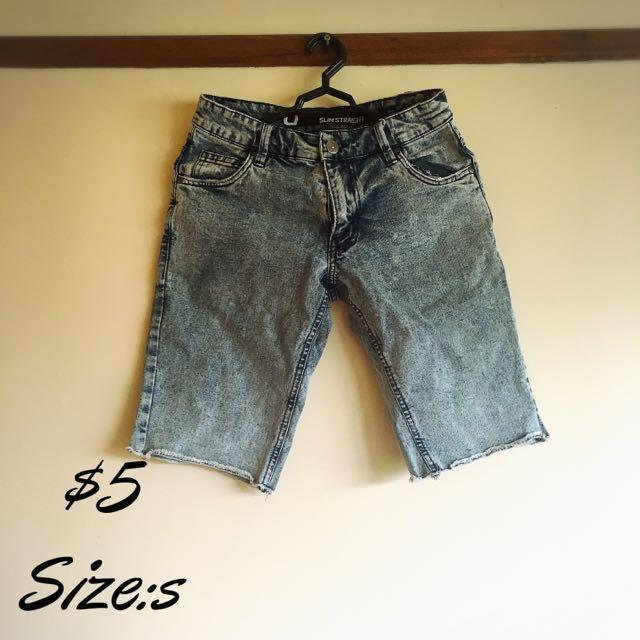 Short Pants