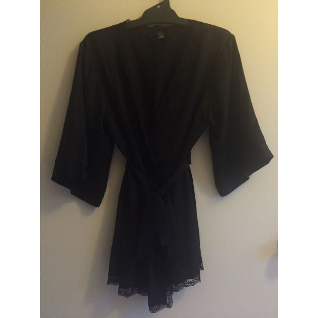 Size S Bras N Things Kimono/Dressing Gown