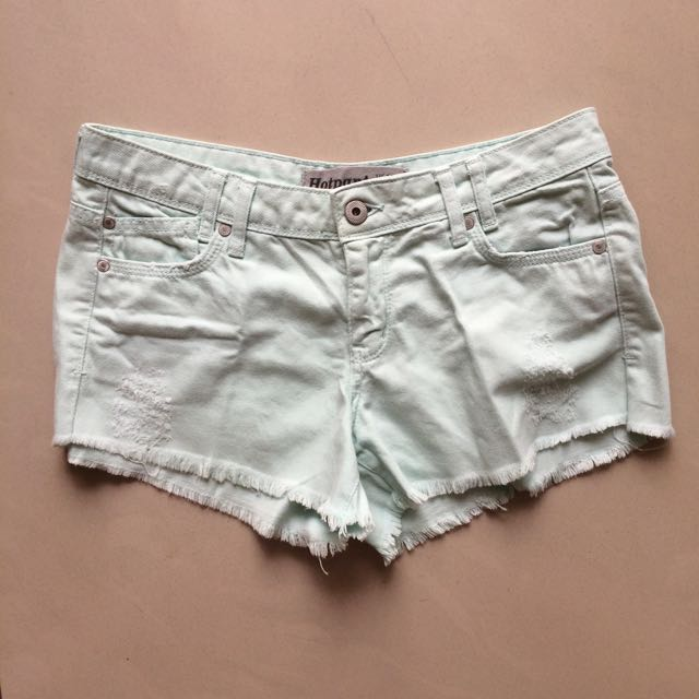 tosca ripped shortpants