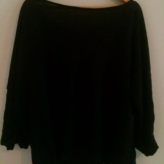 WITCHERY XS SHIRT W BUTTONS ON BACK