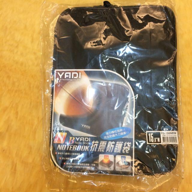 降!全新YADI抗震防護袋15.6吋