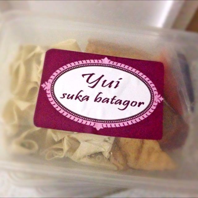 Yui Suka Batagor
