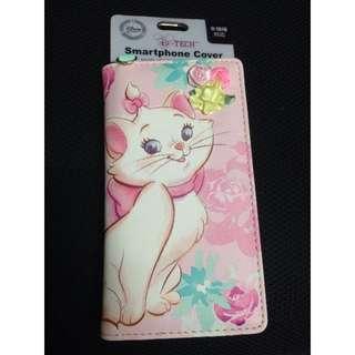 日本迪士尼 瑪莉貓 多機種對應 手機套/手機殼 現貨