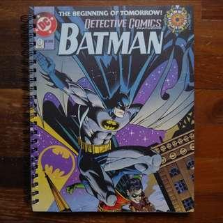 "Typo A4 ""Batman"" Notebook"