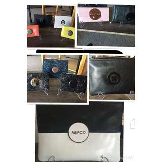 Mimco Pouches And Wallets