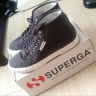 Superga 義大利國民運動鞋 2095-Cotu Mid-SP3N3J40B8