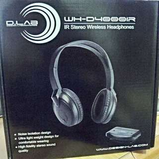 D.Lab Headphones
