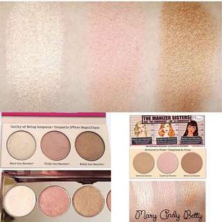 Saleee😍😍😍 The Balm Manizer For Highlight