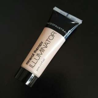 FACE OF AUSTRALIAMineral Therapy Face and Body Illuminator 50ml (Angel Mist)