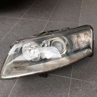 Audi A6 Left Headlamp