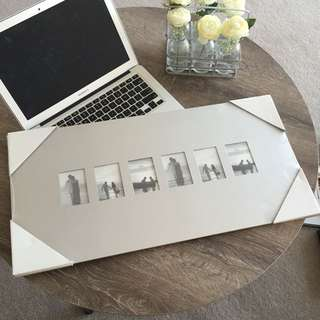 Brand New Silver Photo Frame