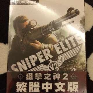 狙擊之神2 PC中文版