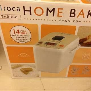 siroca 全自動製麵包機 SHB-518