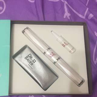Dr Bauer Magic Platinum Beauty Roller And Serum