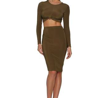 Two Piece Co Ord Set