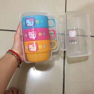 Hello Kitty 茶杯