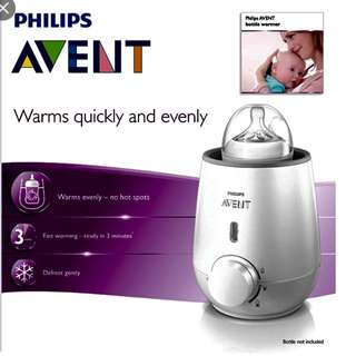 BNIB Philips Avent Express Bottle And Food Warmer