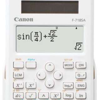 Calculator Canon
