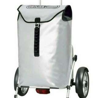 Andersen Shopper® Royal Shopper Plus ORTLIEB 碳纖維 輕旅行必備 高質感 實用可收折 攝影車