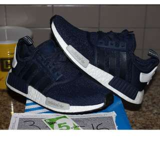 Men's Adidas NMD Runner Navy S79161 sz. 8.5
